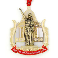 Picture of 2019 Wisconsin State Capitol Ornament