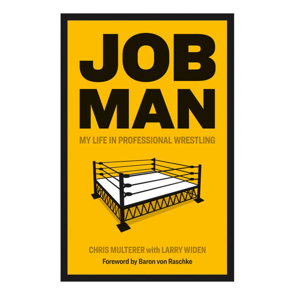 Picture of Job Man: My Life in Professional Wrestling