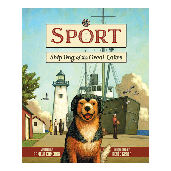 Sport Ship Dog of the Great Lakes