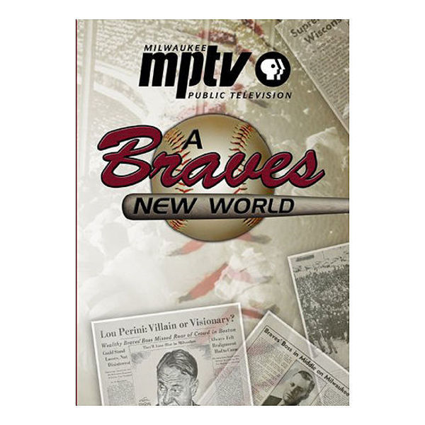 Picture of A Braves New World (DVD)