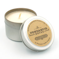 Pendarvis House Candle in Tin