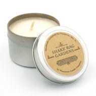 Shake Rag Gardens Candle in 4oz Tin