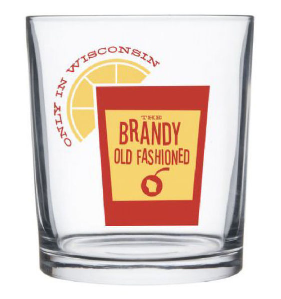 Brandy Old Fashioned Glass