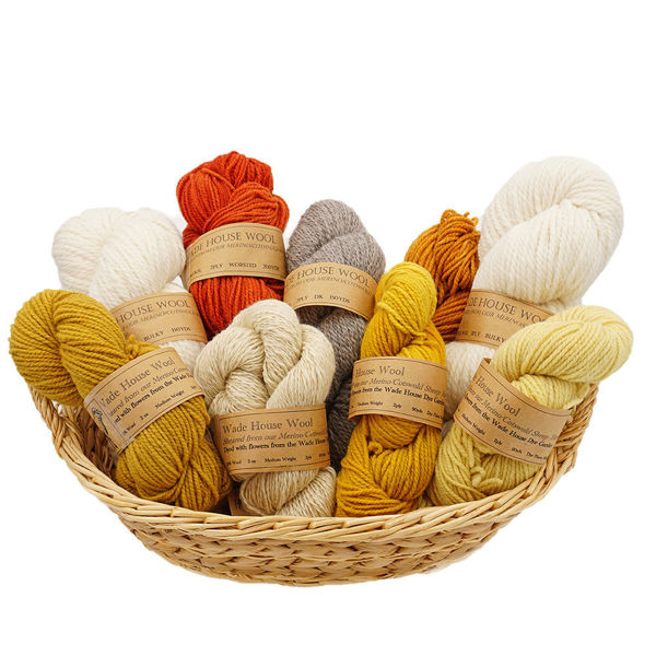 Picture of Wade House Wool Yarn