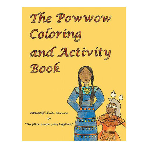 Picture of The Powwow Coloring and Activity Book