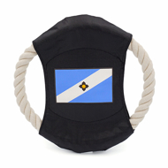 Picture of Madison Flag Rope Dog Toy