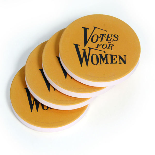 Picture of Votes for Women Coasters