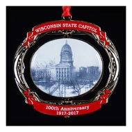 2017 Capitol Ornament - Side 2