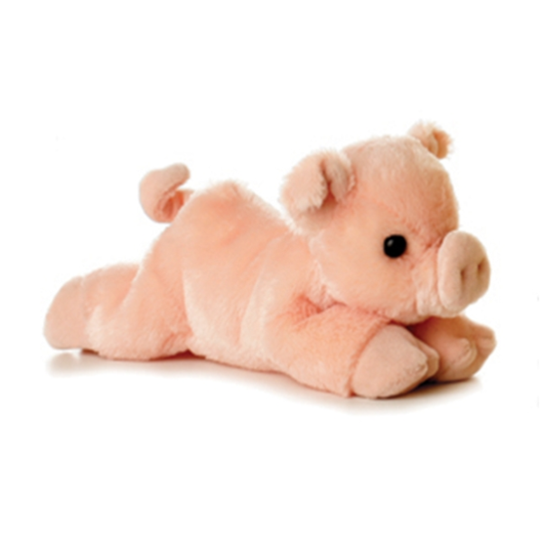 Picture of Pink Piglet Stuffed Animal