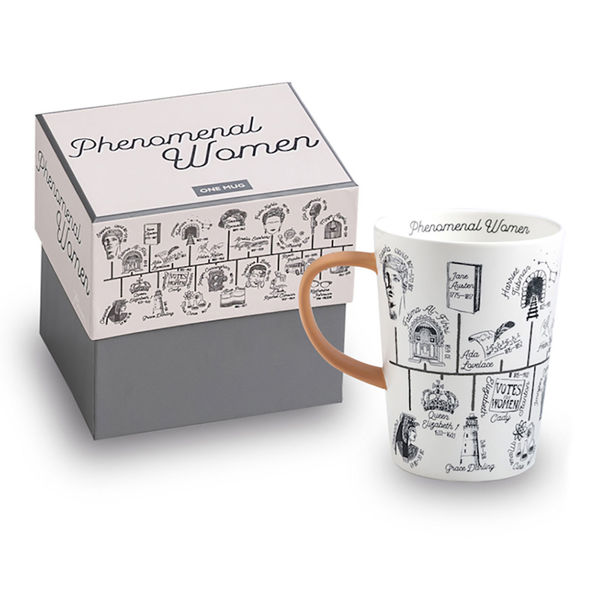 Phenomenal Women Timeline Mug