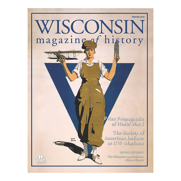 Picture of Wisconsin Magazine of History