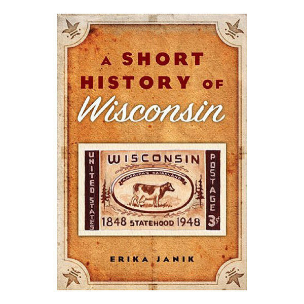 Picture of A Short History of Wisconsin