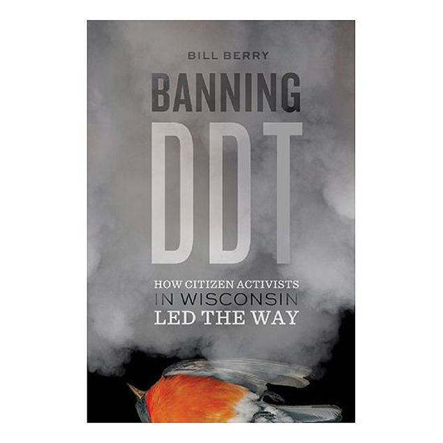 Banning DDT Book Cover