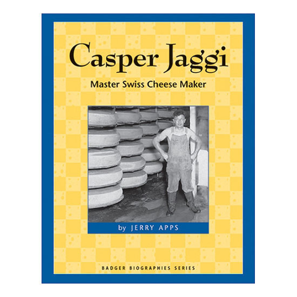 Picture of Casper Jaggi: Master Swiss Cheese Maker