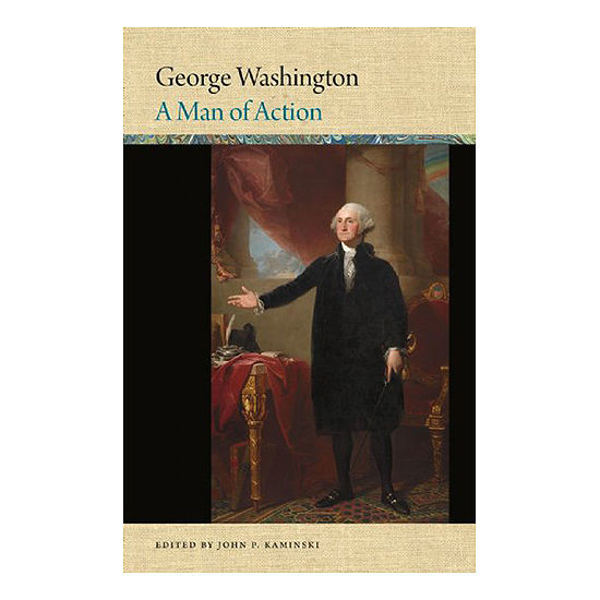 Picture of George Washington: A Man of Action
