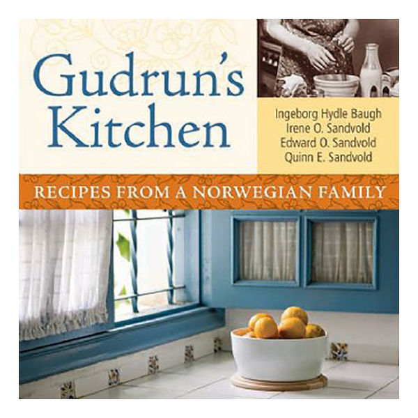 Picture of Gudrun's Kitchen: Recipes from a Norwegian Family