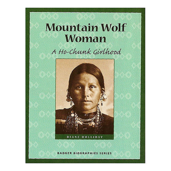 Picture of Mountain Wolf Woman: A Ho-Chunk Girlhood