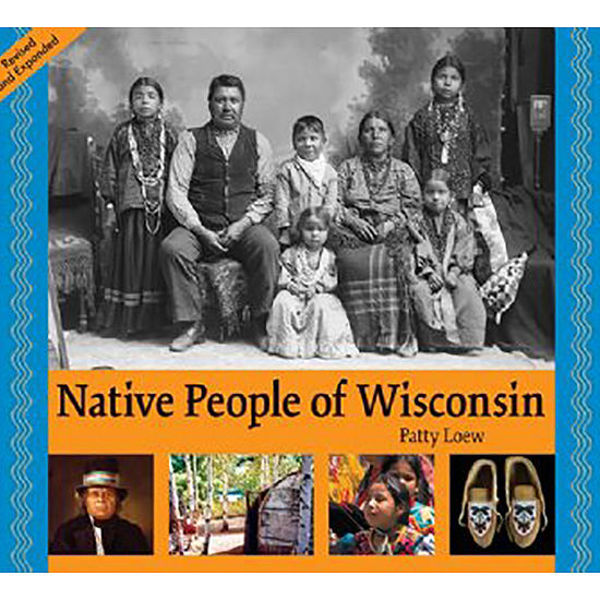 Picture of Native People of Wisconsin Teacher's Guide and Student Materials (CDROM)