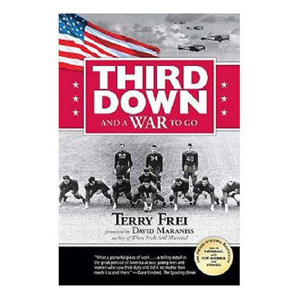 Picture of Third Down and a War to Go Paperback Edition