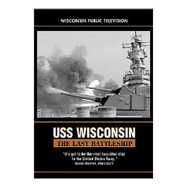 Picture of USS Wisconsin: The Last Battleship | DVD