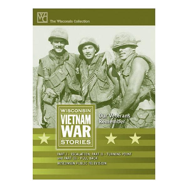 Picture of Wisconsin Vietnam War Stories DVD