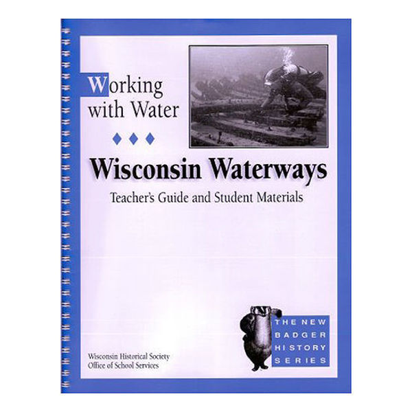 Picture of Working with Water: Teacher's Guide and Student Materials