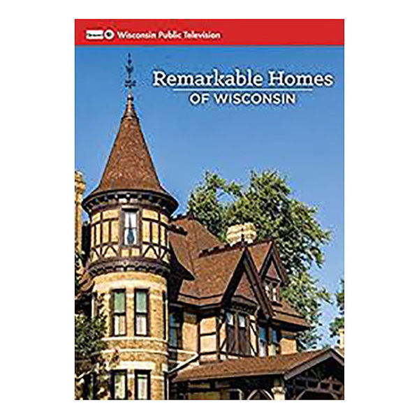 Picture of Remarkable Homes of Wisconsin DVD