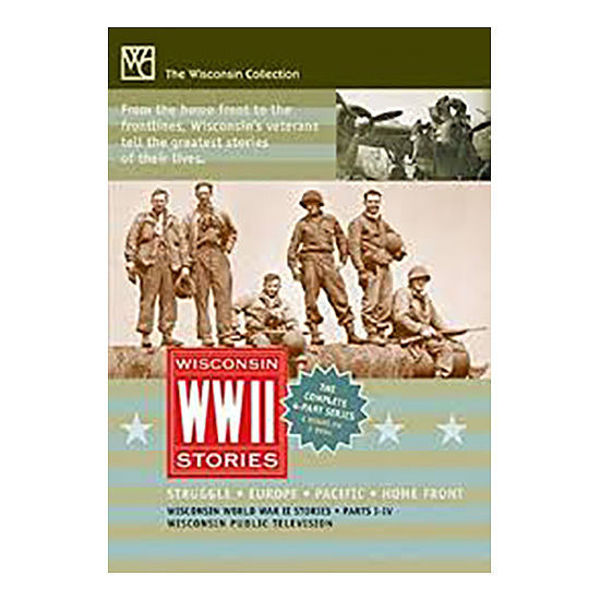 Picture of Wisconsin WWII Stories (DVD)