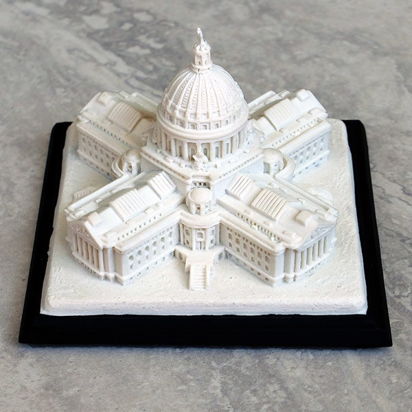 Picture of Wisconsin State Capitol Miniature Model
