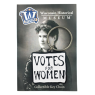 Picture of Votes for Women Key Chain