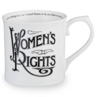 Women's Rights Mug - Detail