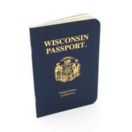 Wisconsin Passport - 3/4