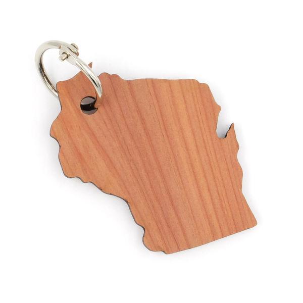 Wisconsin Key Clip