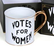 Votes for Women Ceramic Mug