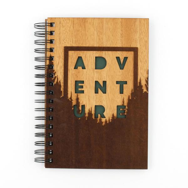 Adventure Journal - front