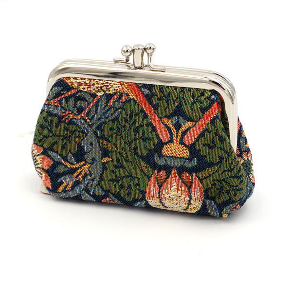 William Morris Clip Frame Purse