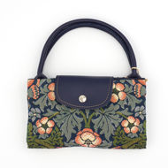 William Morris Fold Away Shopping Bag