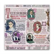 19th Amendment Puzzle - Detail