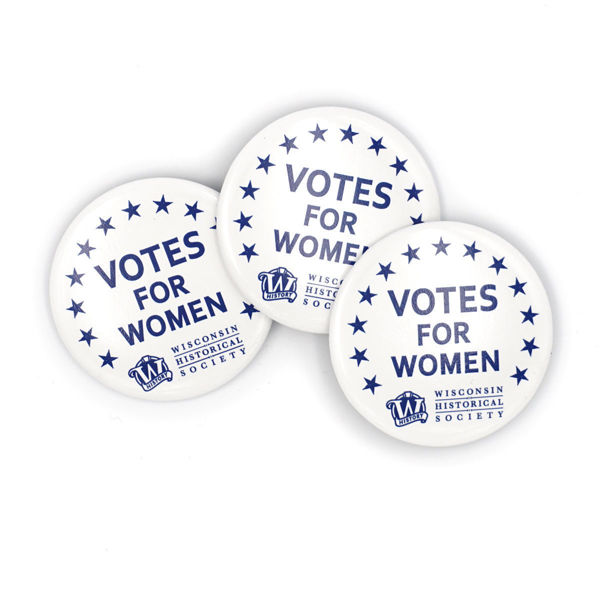 Votes for Women Buttons