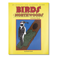 Birds of North Woods Activity Book