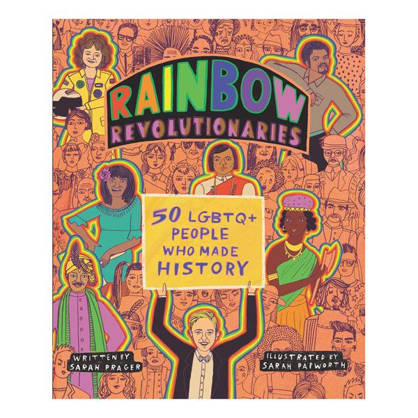 Rainbow Revolutionaries - Book