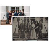 Wedding Group Digitype Sample
