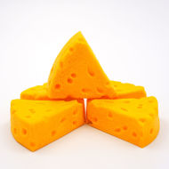 Cheese Wedge Magnet