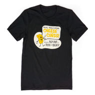 Real Wisconsin Cheese Curds Shirt - Front