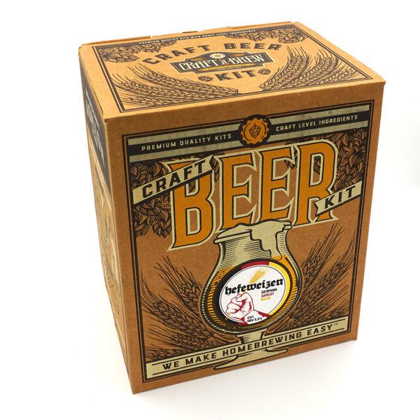 Hefeweizen Craft Beer Kit