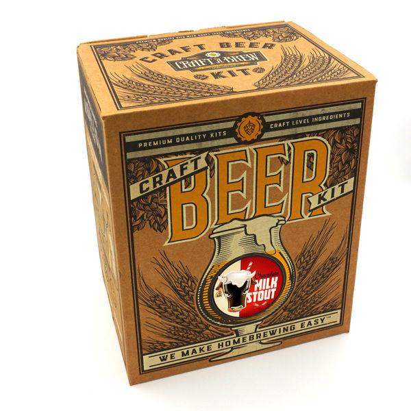 Craft Beer Kit - Chocolate Milk Stout