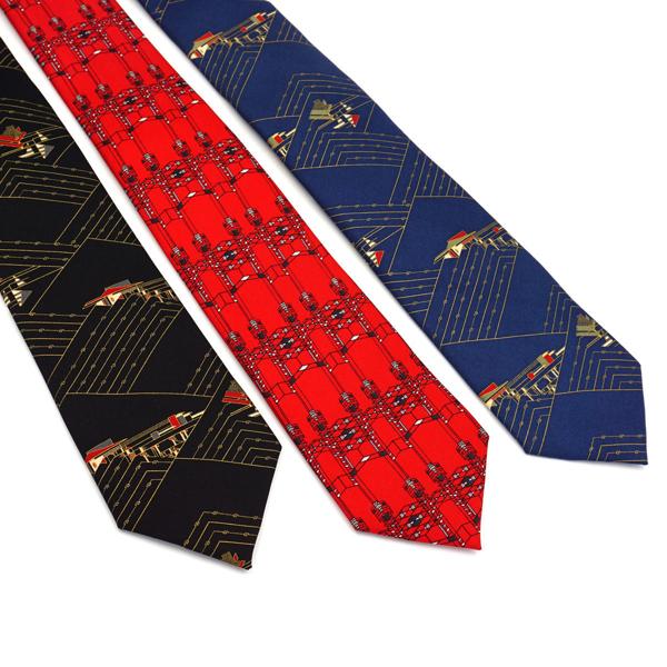 Frank Lloyd Wright Tie