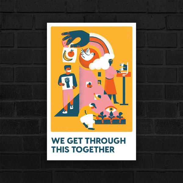 We Get Through This Together - Emily Maryniak