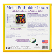 Potholder Loom Kit