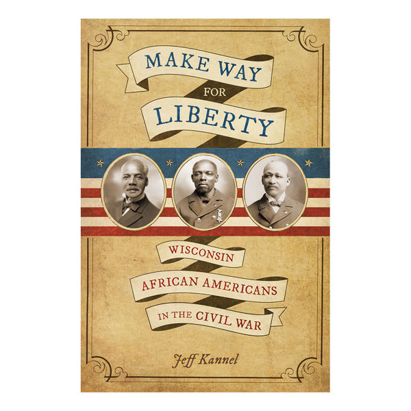 Make Way for Liberty - book cover